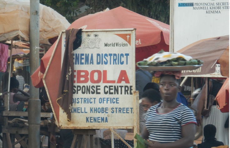 Adventures in Genomics: The Fight Against Ebola