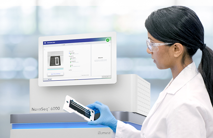 Illumina Announces New NovaSeq Flow Cell