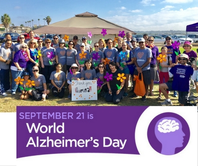 World Alzheimer's Day 2017