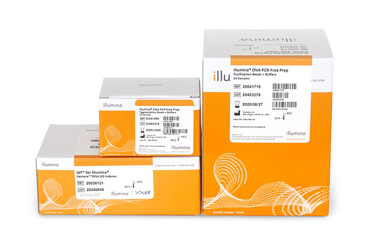 Illumina DNA PCR-Free Prep